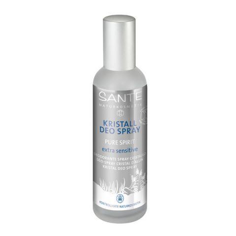 Krystall Deodorant Spray & Pure Spirit Sante 100ml