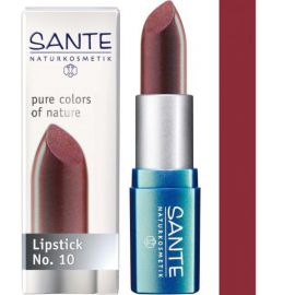 Rtěnka Brown red No.10 Sante 4,8g