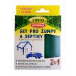Set pro žumpy a septiky s urychlovačem Subio 50g + 80 ml
