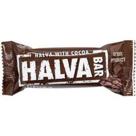 Sezamová chalva tyčinka s kakaem Haitoglou 40g