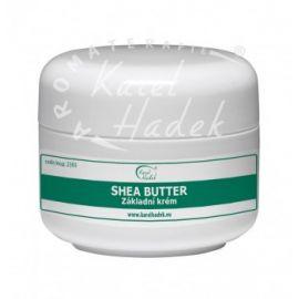 Regenerační základní krém  Shea Butter Hadek 250 ml