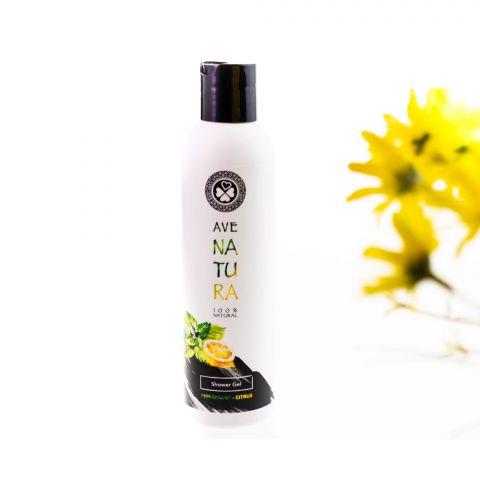 Shower gel Citrus - Máta Ave Natura 200 ml