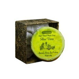 Ajurvédské mýdlo Aloe Vera Siddhalepa 60g