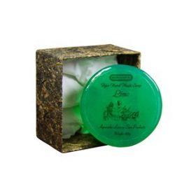 Ajurvédské mýdlo Lime Siddhalepa 60g