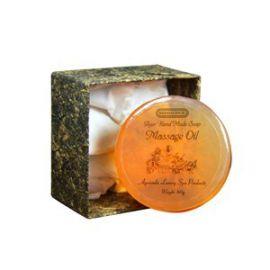 Ajurvédské mýdlo Massage Oil Siddhalepa 60 g