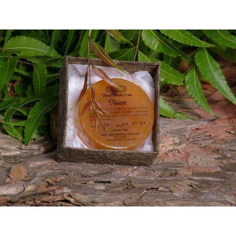 Ajurvédské mýdlo Neem Siddhalepa  60g