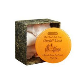 Ajurvédské mýdlo Sandalwood Siddhalepa 60g