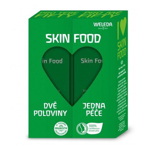 Skin Food set pro spřízněnou duši Weleda