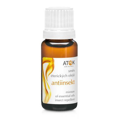 Směs éterických olejů Antiinsekt Atok