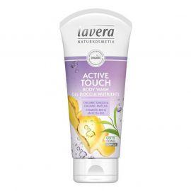 Sprchový gel Active touch Lavera 200 ml