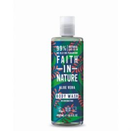 Sprchový gel Aloe Vera Faith in Nature 400ml