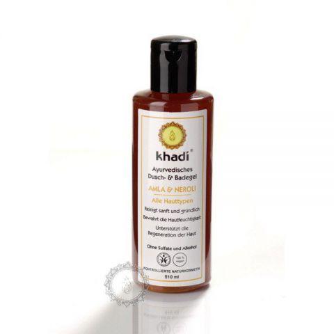 Sprchový gel AMLA & NEROLI Khadi  210ml