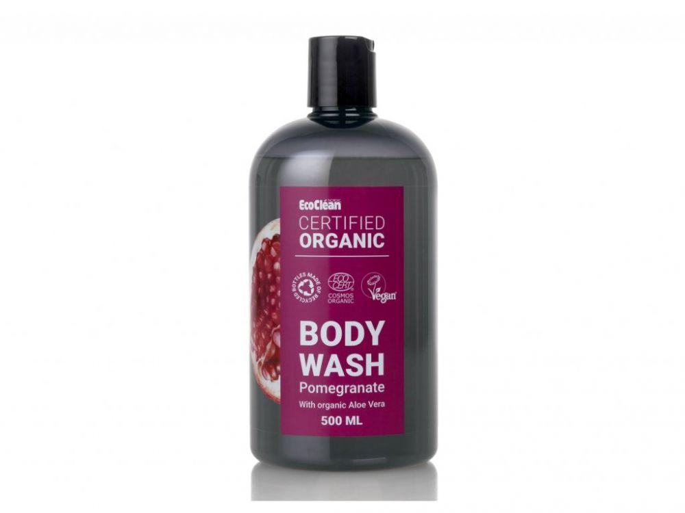 Sprchový gel Granátové jablko Eco Clean 500 ml