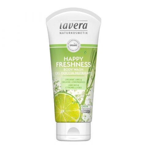 Sprchový gel Happy Freshness Lavera 200 ml
