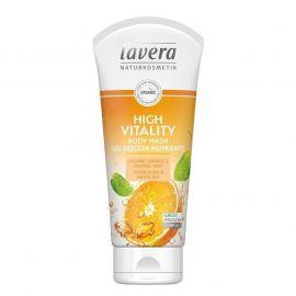 Sprchový gel High Vitality Lavera 200 ml
