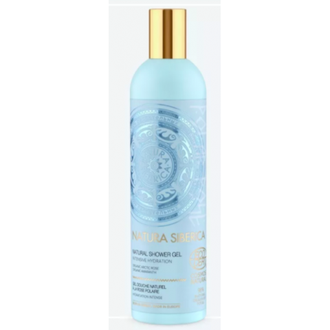 Sprchový gel Intenzivní hydratace Siberica 400ml