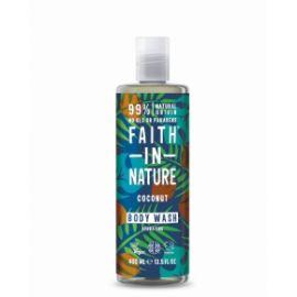 Sprchový gel Kokos Faith in Nature 400ml