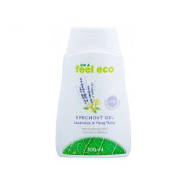 Sprchový gel Levandule & Ylang-Ylang Feel eco 300ml