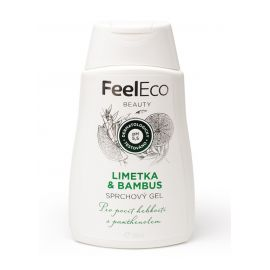 Sprchový gel Limetka & Bambus Feel eco 300ml