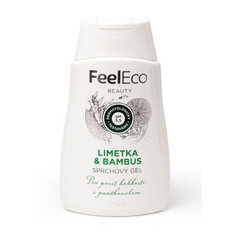 Sprchový gel Limetka & Bambus Feel eco 300ml