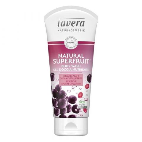 Sprchový gel Natural Superfruit Lavera 200 ml