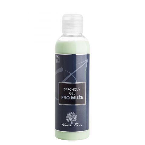 Sprchový gel pro muže Nobilis Tilia 200 ml