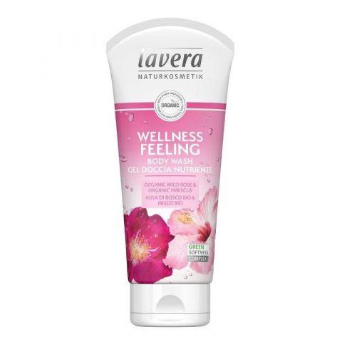 Sprchový gel Wellness Feeling Lavera 200 ml