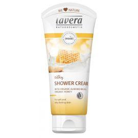Sprchový krém BIO Mandlové mléko Lavera  200ml