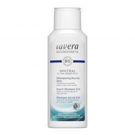 Sprchový Šampon na tělo a vlasy 2v1 Neutral Ultra Sensitive Lavera 200ml