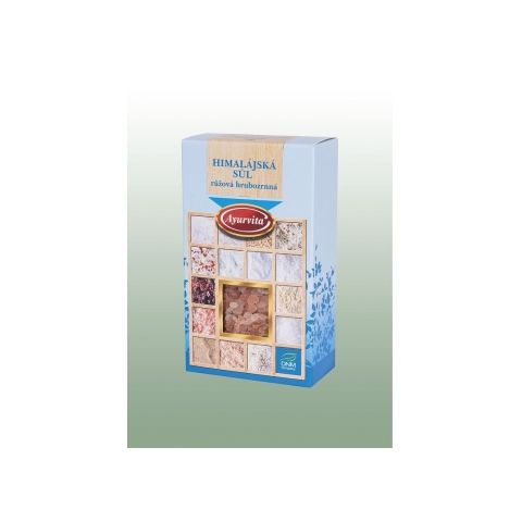 Sůl himalájská růžová hrubozrná DNM 100g