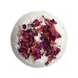Šumivá koule Flawless Rose BLOOMBEE s.r.o. 140g