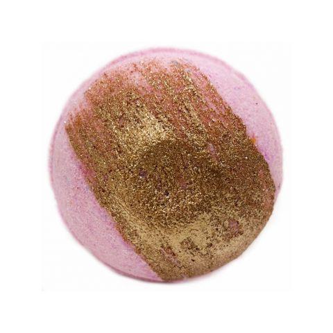 Šumivá koule Rose Gold BLOOMBEE s.r.o. 140g