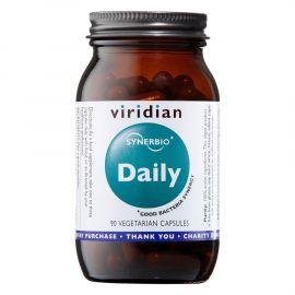 Synerbio Daily (Směs probiotik a prebiotik) 90 kapslí Viridian