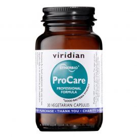 Synerbio ProCare (Probiotikum) 30 kapslí Viridian