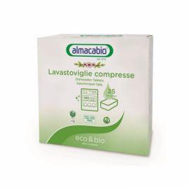 Tablety do myčky Almacabio 25tb