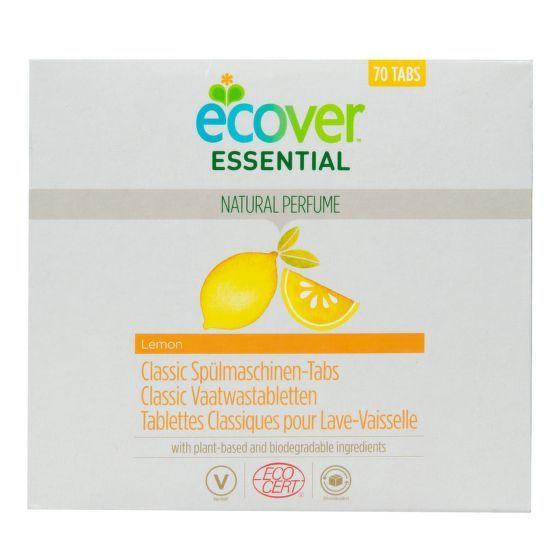 Tablety do myčky Classic Citron Ecover Ecocert 1,4 kg