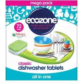 Tablety do myčky Classic Ecozone 72ks