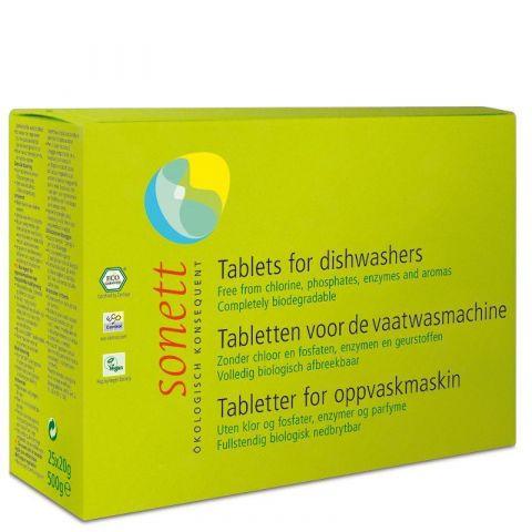 Tablety do myčky Sonett (25 ks)