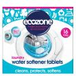 Tablety na změkčení vody Ecozone 16ks