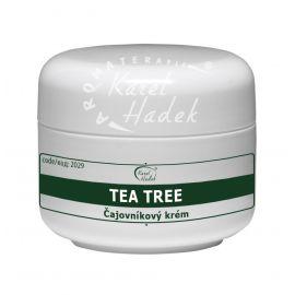 Tea tree Čajovníkový krém Hadek  50ml