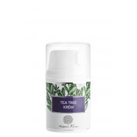 Tea Tree krém Nobilis Tilia 50 ml
