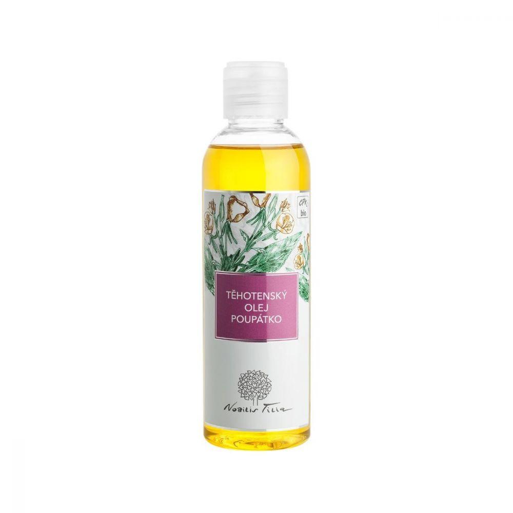 Těhotenský olej Poupátko Nobilis Tilia 200 ml
