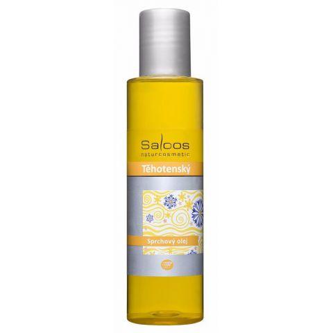 Těhotenský sprchový olej Saloos 125ml