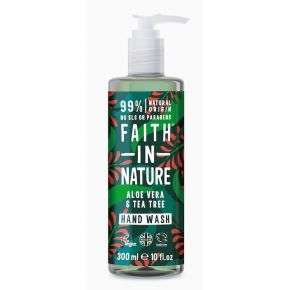 E-shop Tekuté mýdlo Aloe Vera & TeaTree Faith in Nature 300ml
