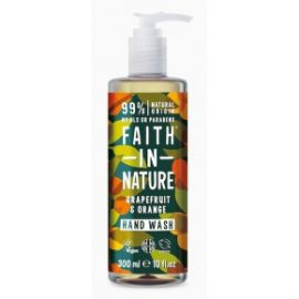 Tekuté mýdlo Grapefruit&Pomeranč Faith in Nature 300ml