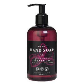 Tekuté mýdlo na ruce bio Geranium Eco Clean 300 ml