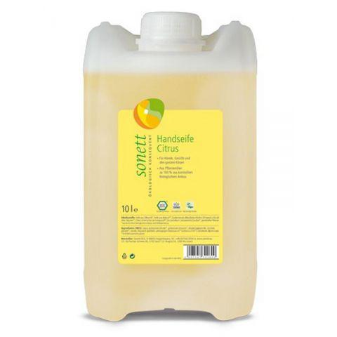 Tekuté mýdlo na ruce Citrus Sonett 10 L