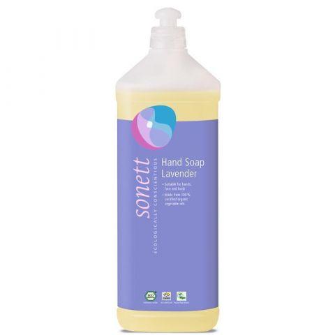 Tekuté mýdlo na ruce Levandule Sonett 1 L