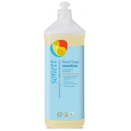Tekuté mýdlo na ruce Sensitive Sonett 1 L