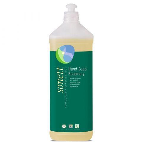 Tekuté mýdlo na ruce Rozmarýn Sonett 1 L